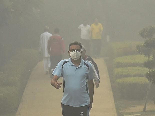 Air Quality Likely To Deteriorate In Delhi And Neighbourhood Over The Next Two days