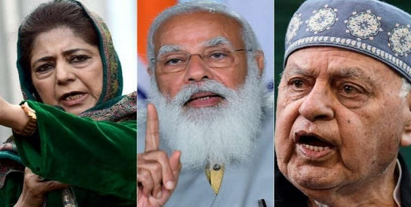 Modi's Kashmir Meeting Has Many Regional Ramifications, Will Be Keenly Watched