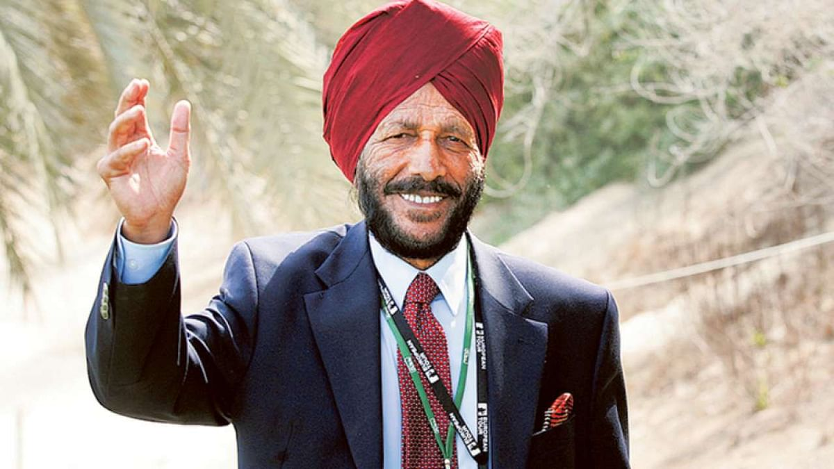 PM Leads Nation In Mourning The Passing Away Of Legendary Sprinter Milkha Singh
