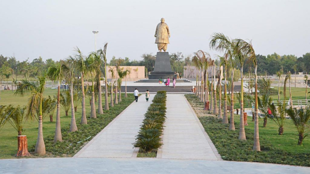 Government Moots Many Plans For Janeshwar Mishra Park In Lucknow