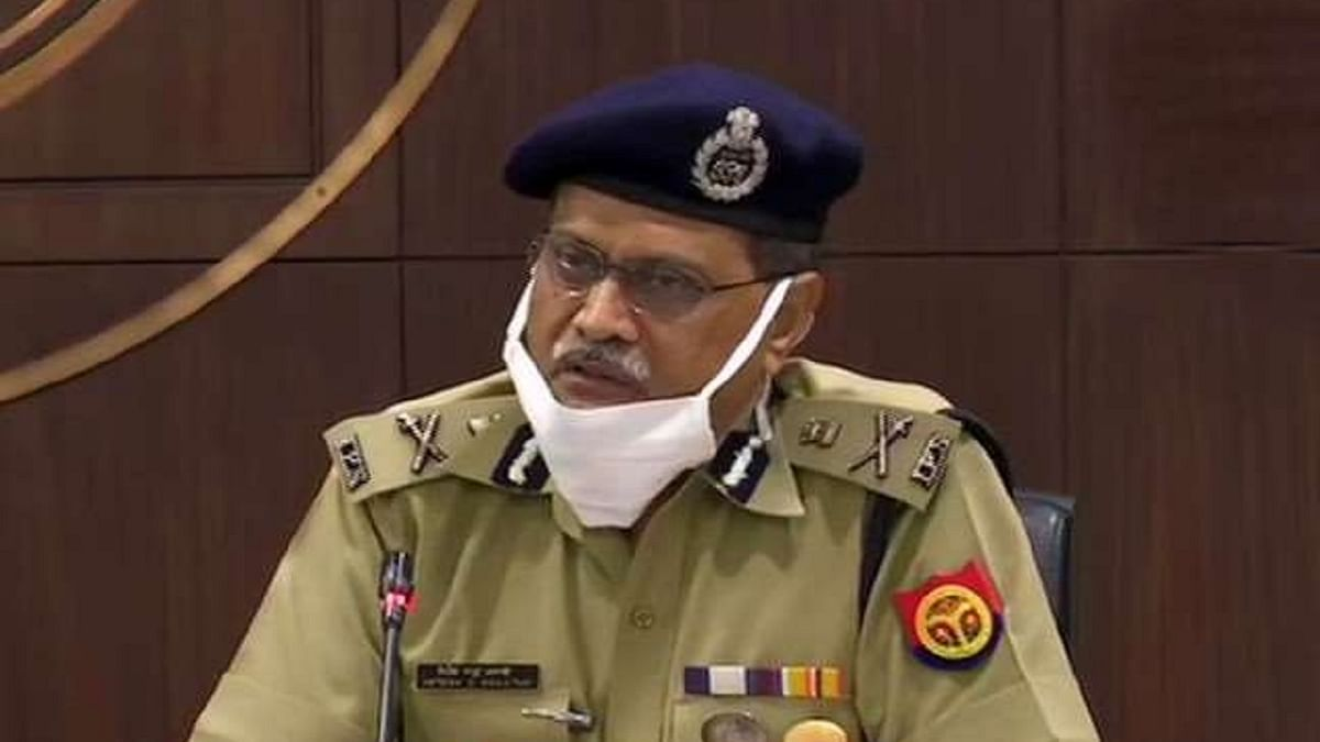 As DGP HC Awasthi Retires, Yogi Compliments Him For An Inning Well Played