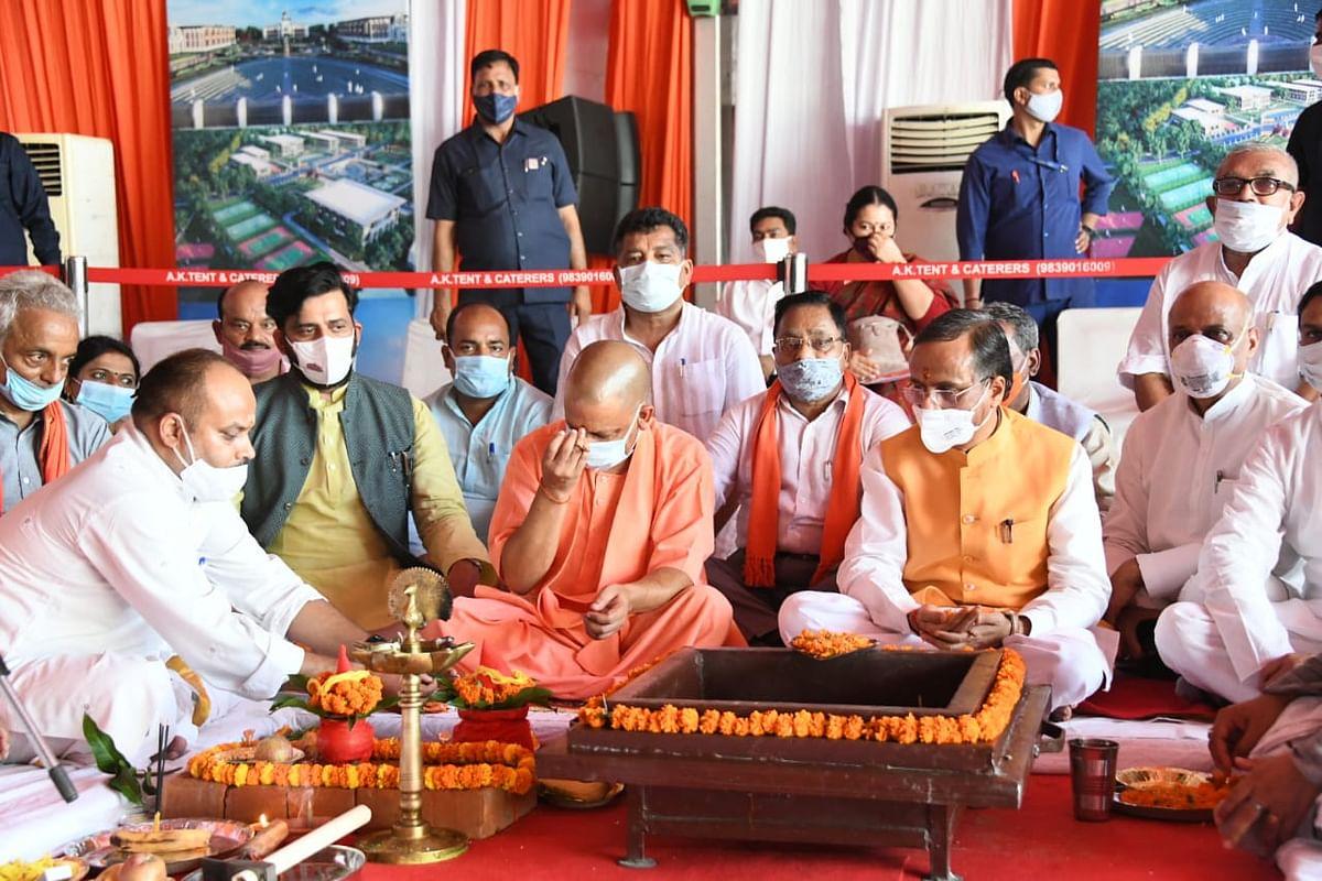 Sainik School To Be Built At All Divisional Head Quarters In UP: Yogi Adityanath
