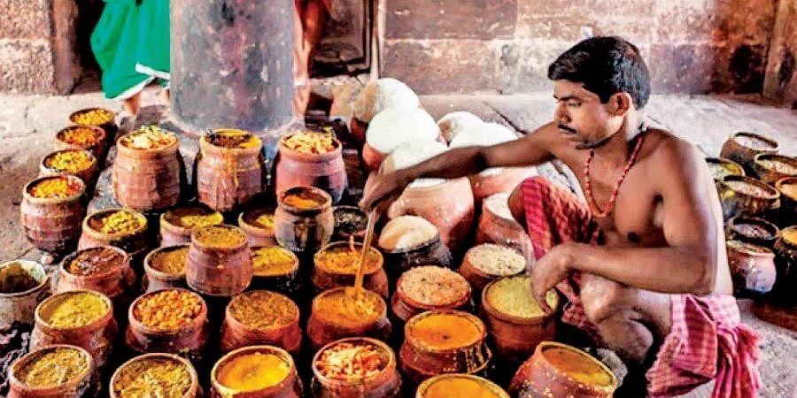 जगन्नाथ धाम, पुरी की रसोई अत्यंत अद्भुत है...
