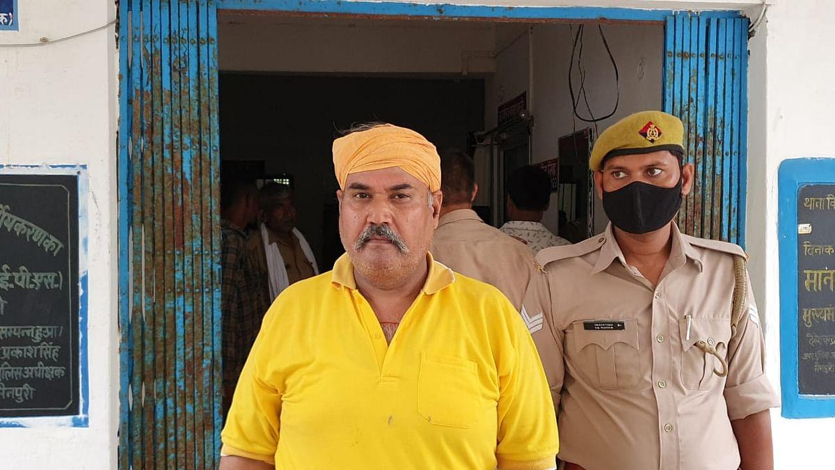 मैनपुरी में पुलिस ने ढूँढ निकला 40 वर्ष पुराना हत्या का आरोपी, पकड़ कर भेजा जेल