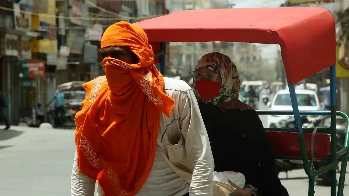 No Respite From Heat Wave In Next Few Days, Westerly Winds From Pakistan To Be Blamed!