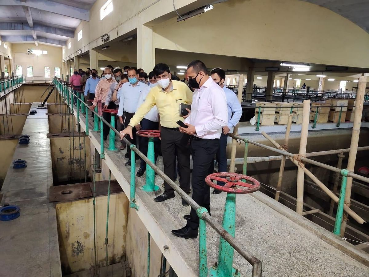 ₹ 21 Crore Drinking Water Conservation Project Taken Up At Kanpur