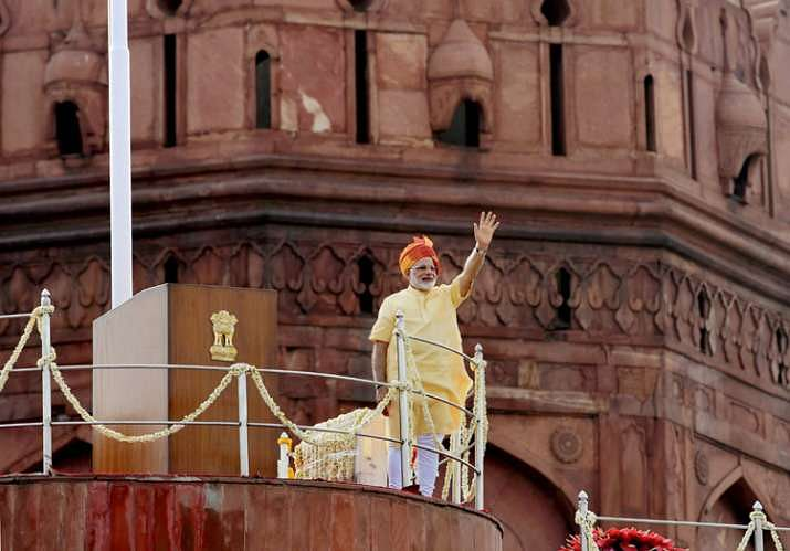Government Seeks Thoughts Of People For PM's Speech On August 15