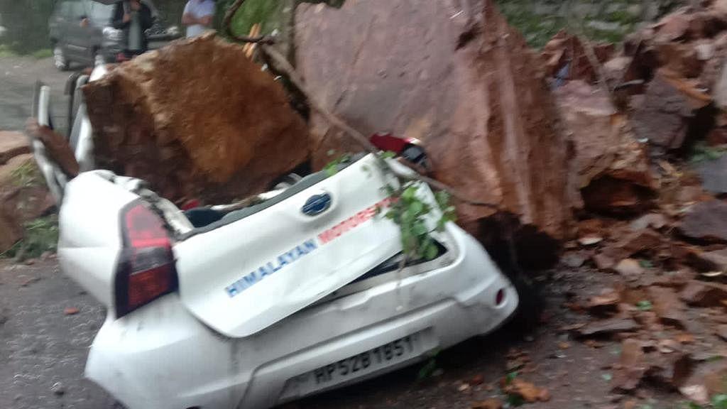 Multiple Flash Floods In Himachal Pradesh