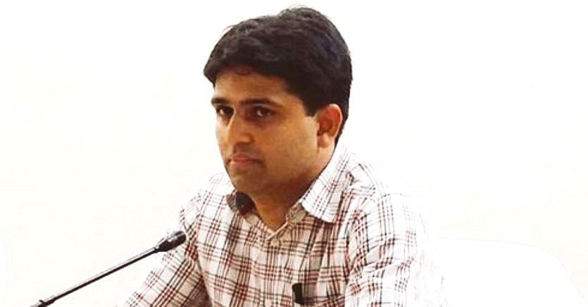 Bureaucratic Rejig In UP, Vijay Karan Anand Is New Gorakhpur DM