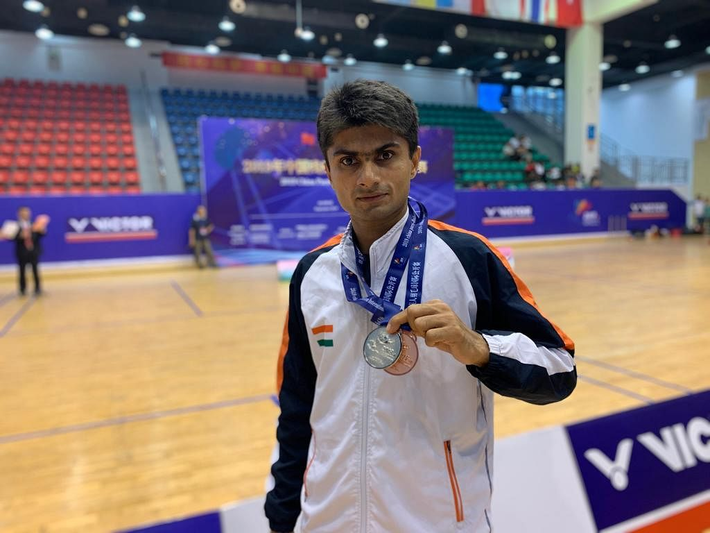 Noida DM Suhas LY To Participate In Tokyo Para Olympics