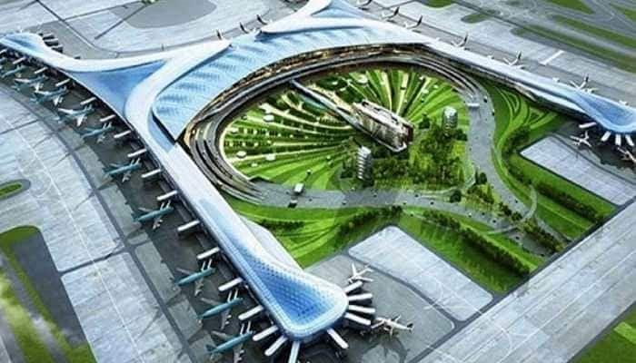 Construction Of Jewar Airport To Start On Time: Yogi Adityanath