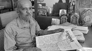 In The Passing Away of Sampath Kumar, A Passionate Crusader For Sanskrit Departs