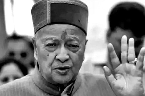 Grand Old Man Of Himachal Pradesh, Former CM Virbhadra Singh Passes Away