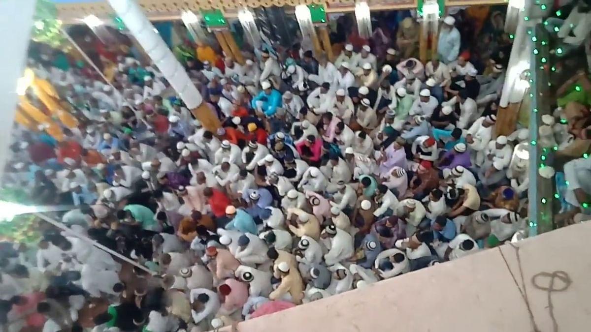 Case Filed Against 500 For Violating Covid Protocol At Shahji Miyan Dargah 'Urs' In Pilibhit