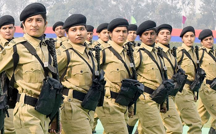 Uttar Pradesh ATS To Raise An All-Woman Squad For Special Operations