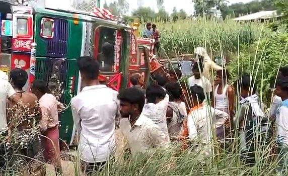 Five Killed In Road Mishap On The Outskirts Of Lucknow