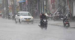 یوپی کے 31 اضلاع میں بارش کا الرٹ