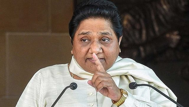 Mayawati Slams Govt On Soaring Prices Of Essential Commodities And Fuel