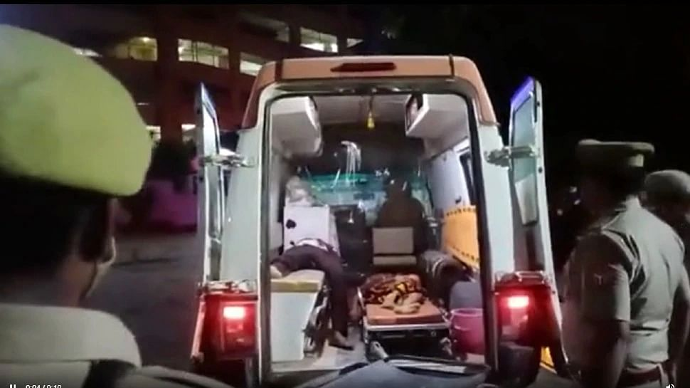 18 Killed In Barabanki Road Mishap As Truck Rams Into Bus Headed To Bihar