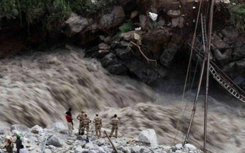 Cloud Burst In Uttarkashi Kills Three, Four Missing