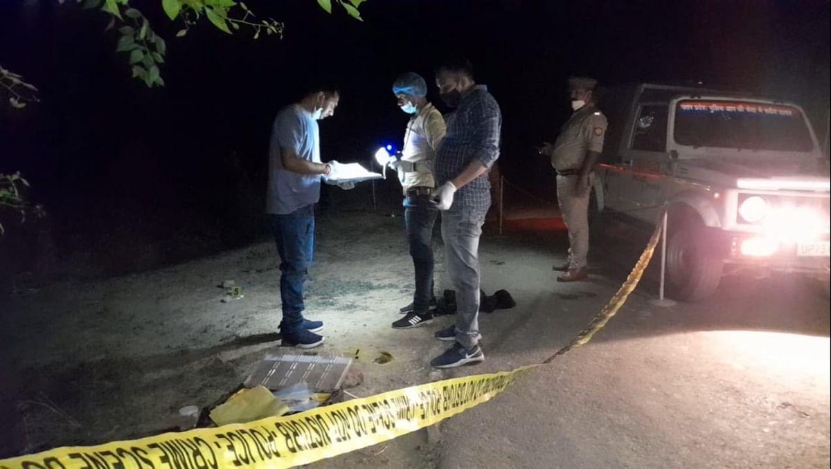 Etawah Police Arrest Dreaded Criminal After A Brief Gun Battle