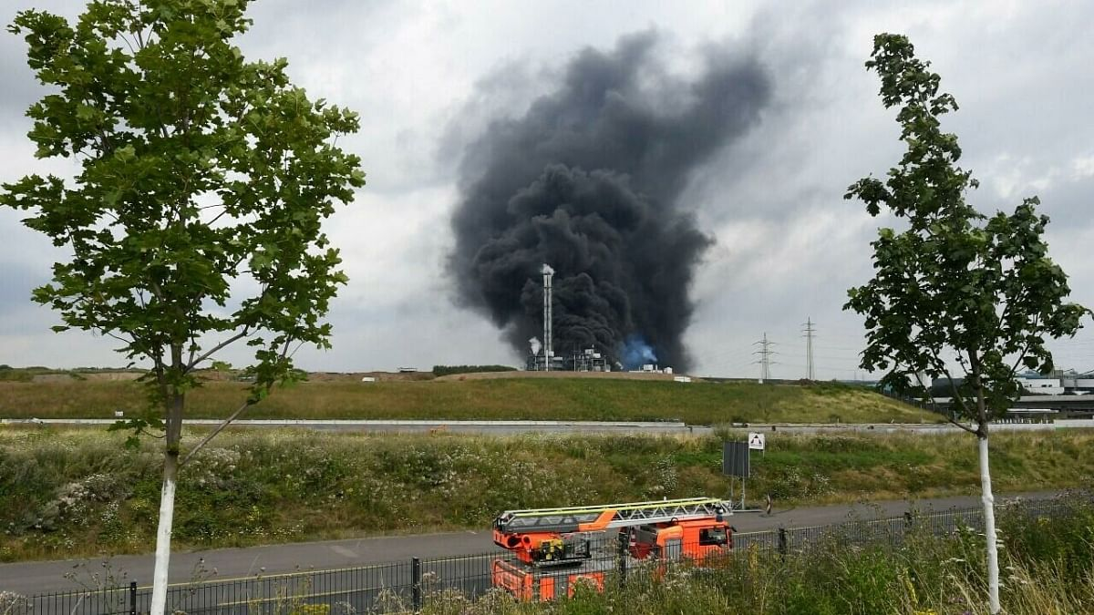 Blast At Chemical Park In German City Kills Two, Thirty Injured