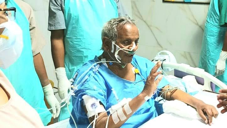 """Kalyan Singh """"Recovering Well"""" At SGPGI, Family Trashes Reports Of Deteriorating Health"""
