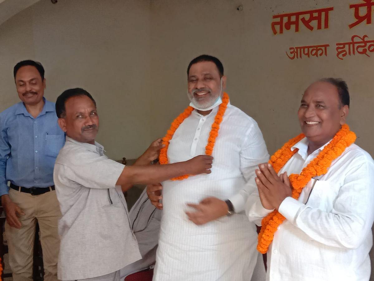 सैकडों पूर्व बसपा समर्थकों ने ली आजमगढ में आर.पी.आई अठावले की सदस्यता