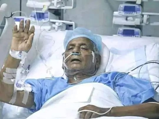 """Health Of Former UP Chief Minister Kalyan Singh """"Grim"""", On Life Support"""