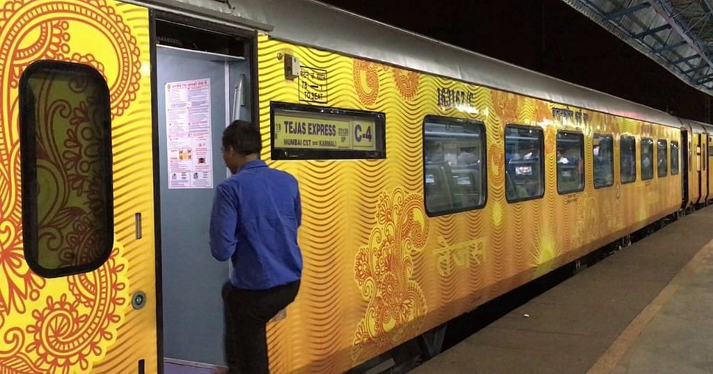 Tejas Express Between Lucknow-New Delhi To Restart Operations From Today