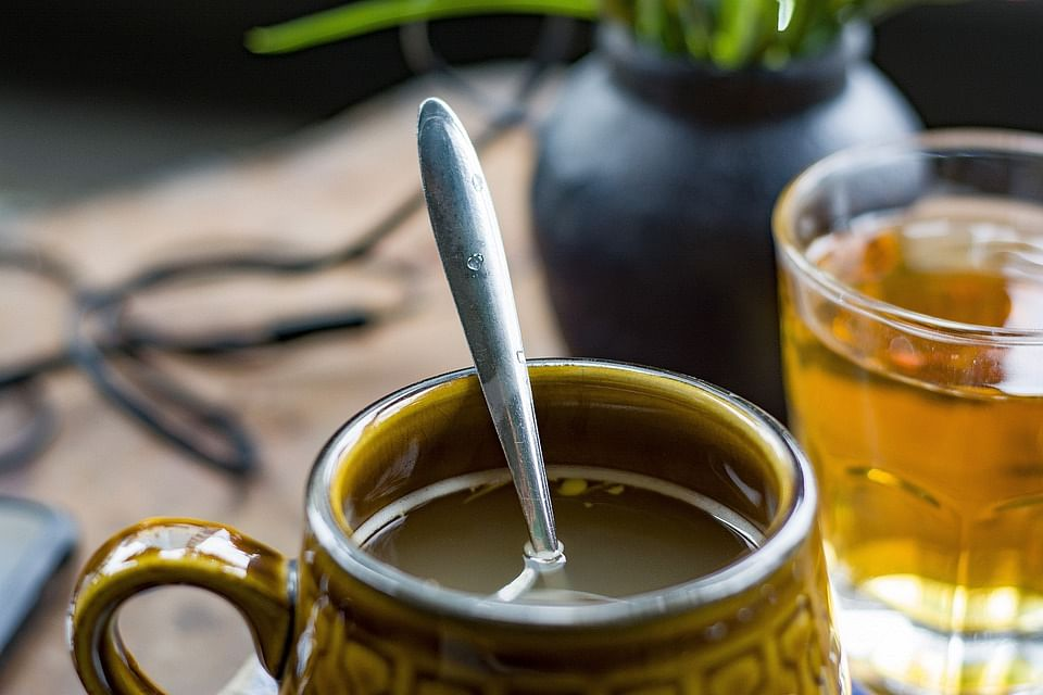 Sunday Musings : Sip Your Tea, Nice And Slow...