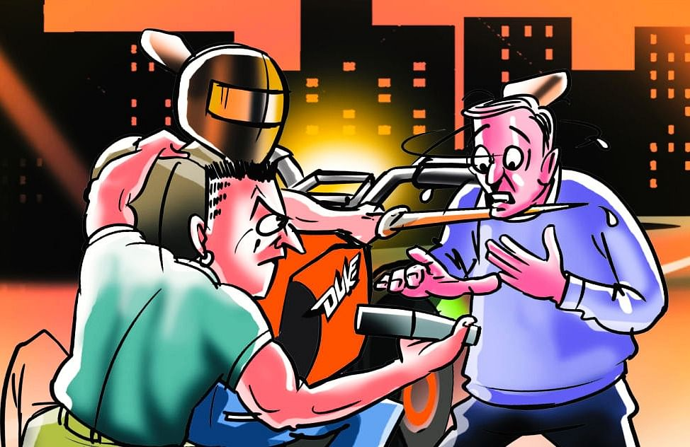 Miscreants Rob Rs 1.5 Crore At Gun Point From Businessman In Mathura