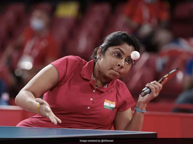 Indian Paddler Bhavinaben Patel Wins Silver Medal At Paralympic Games