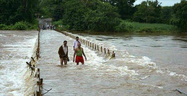 With Floods Hitting Etawah-Auraiyya Big Time, Yogi To Conduct And Aerial Survey Monday Afternoon