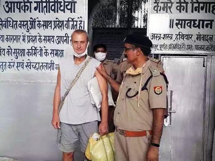 German National Serving Term In Gorakhpur Prison For Drug Trafficking Set Free After Seven Years