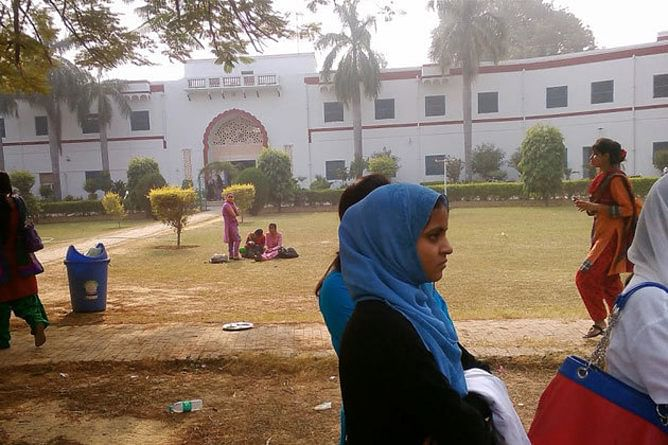 Six AMU Girls' Hostels Named After Eminent Freedom Fighters And Distinguished Ladies