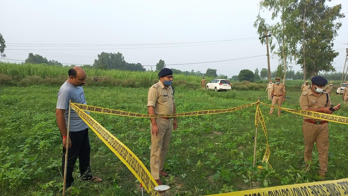 Three Criminals Arrested After Encounter With Hardoi Police