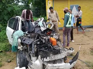 Family Of Lucknow Property Dealer Wiped Off In Road Mishap In Basti