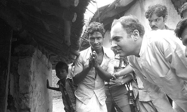 Rajiv Gandhi, The Gentleman Politician
