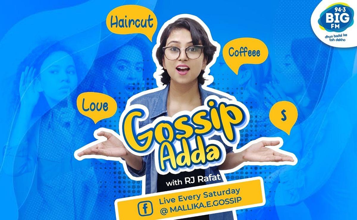 94.3 Big FM Starts New Digital Segment 'Gossip Adda' With Rj Rafat