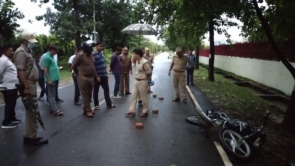 Robber Arrested After Gun Battle With Gorakhpur Police
