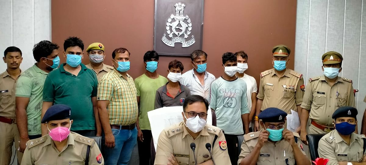 Synthetic Milk Manufacturing Factory Sealed In Mathura, Seven Arrested