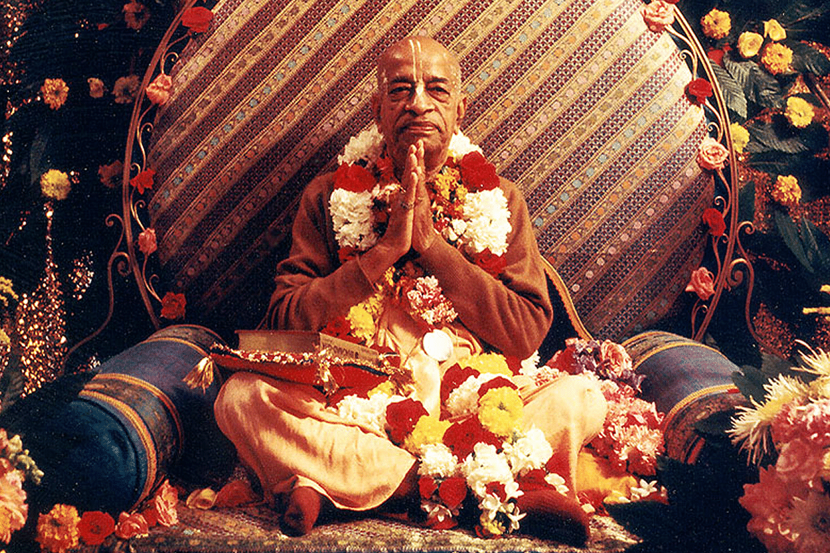 PM To Release Special Commemorative Coin On 125th Birth Anniversary Of Srila Prabhupada On Wednesday