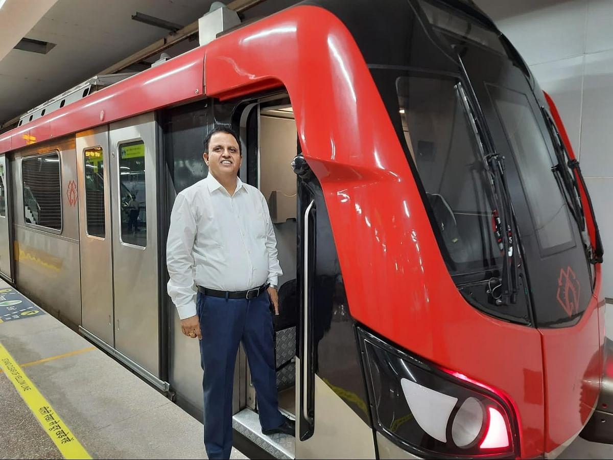 Lucknow Metro Crosses Another Milestone With Cumulative Ridership Figure Of 3.25 Crore