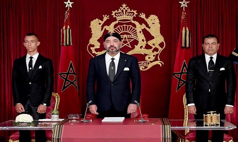 Moroccan King Addresses Countrymen On Throne Day
