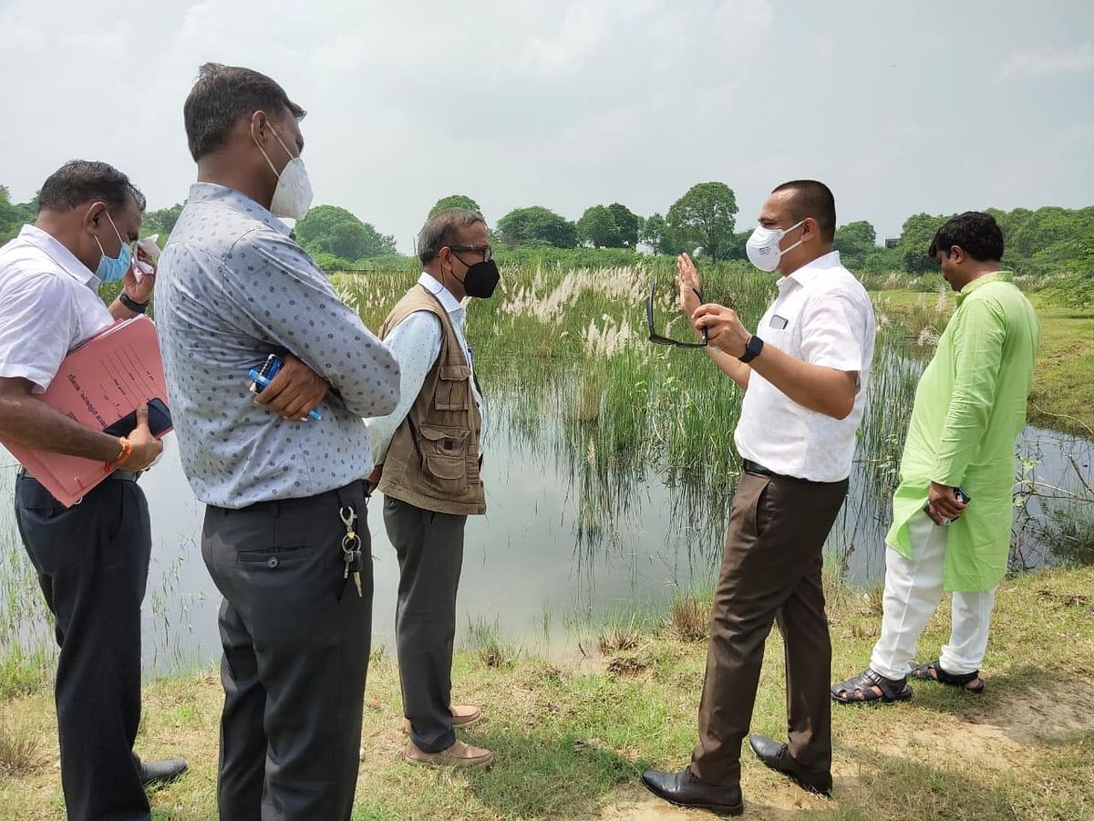 Botanical Garden Of KDA To Be Converted Into NGT Mandated Biodiversity Park In Kanpur