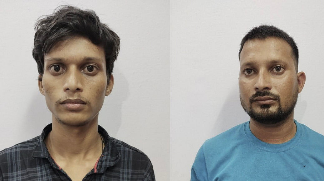 UP STF Arrests Two For Running Fake Telecom Exchange