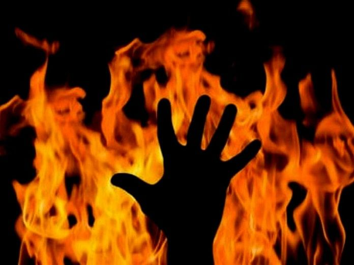 Irked At Unending Domestic Dispute, Man Sets Wife, Mother-in-Law, Self On Fire In Noida
