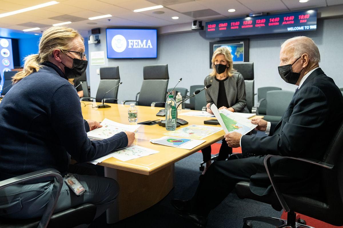 As Hurricane Ida Pummels Parts Of USA, Administration Huddles To Ensure Least Damage