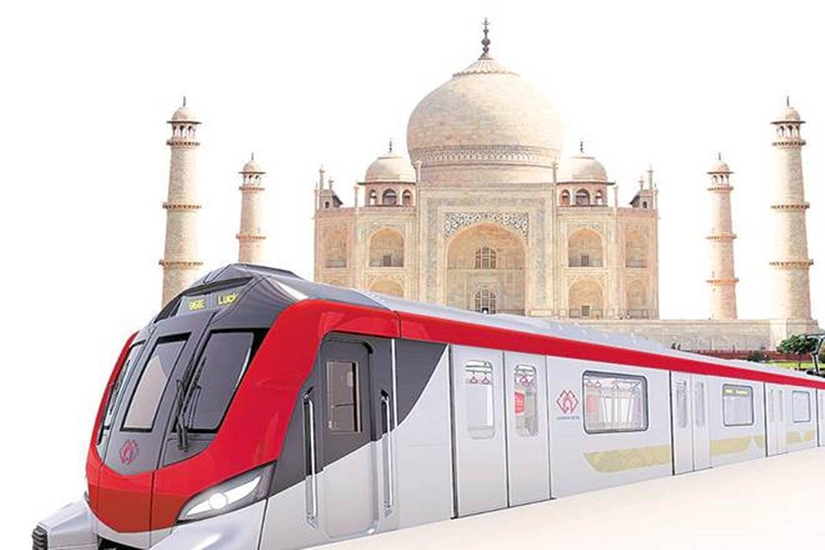Agra Metro Stations Get Unique Station Codes From Indian Railways